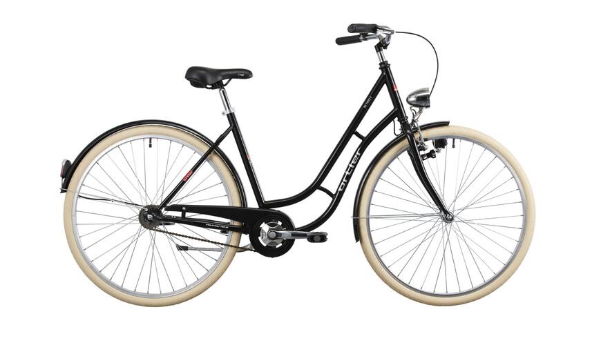 Ortler Detroit - Vélo hollandais - noir